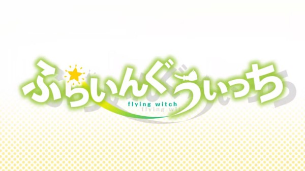 Flying Witch title